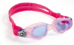 Aqua sphere Moby Goggle (Pink/Blue lens)